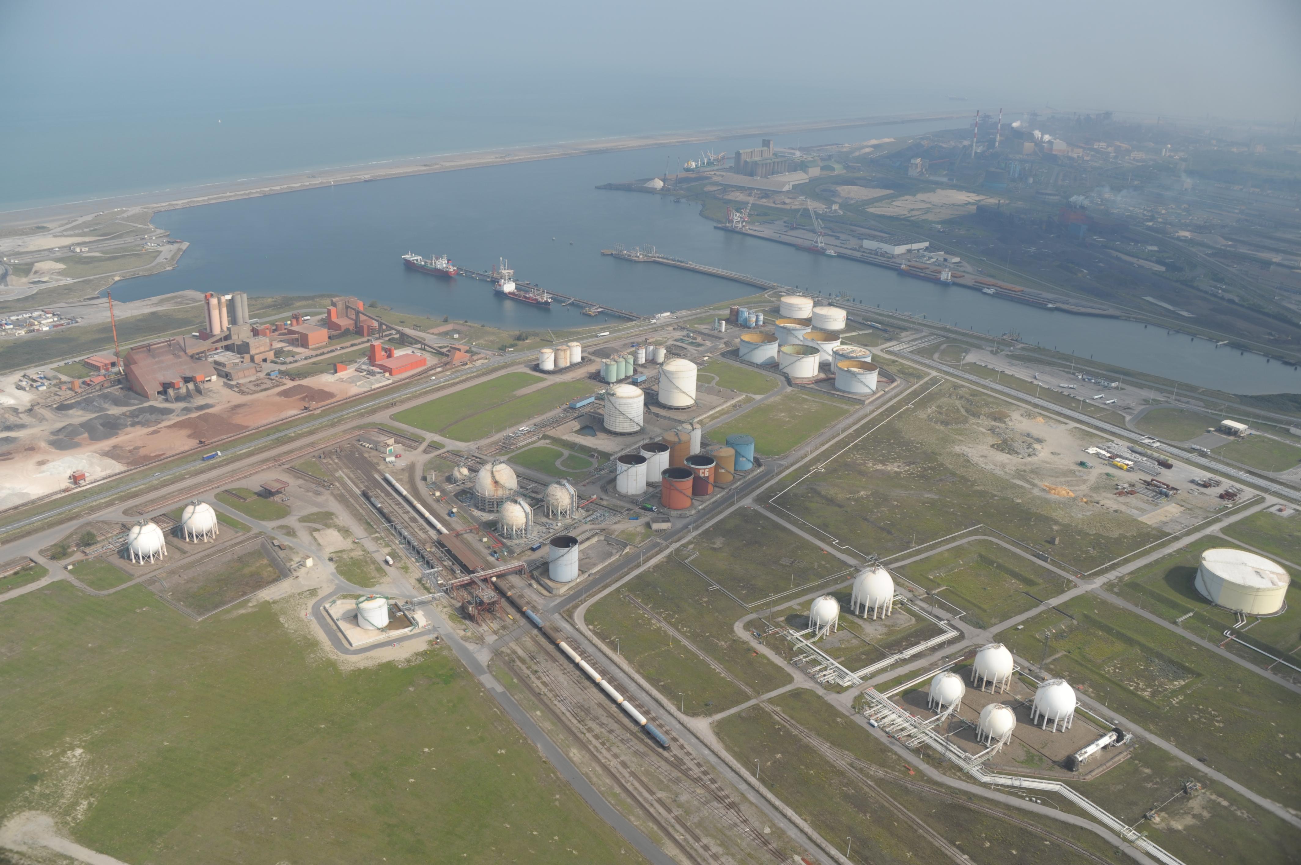 Dunkerque tourné vers l'écologie industrielle