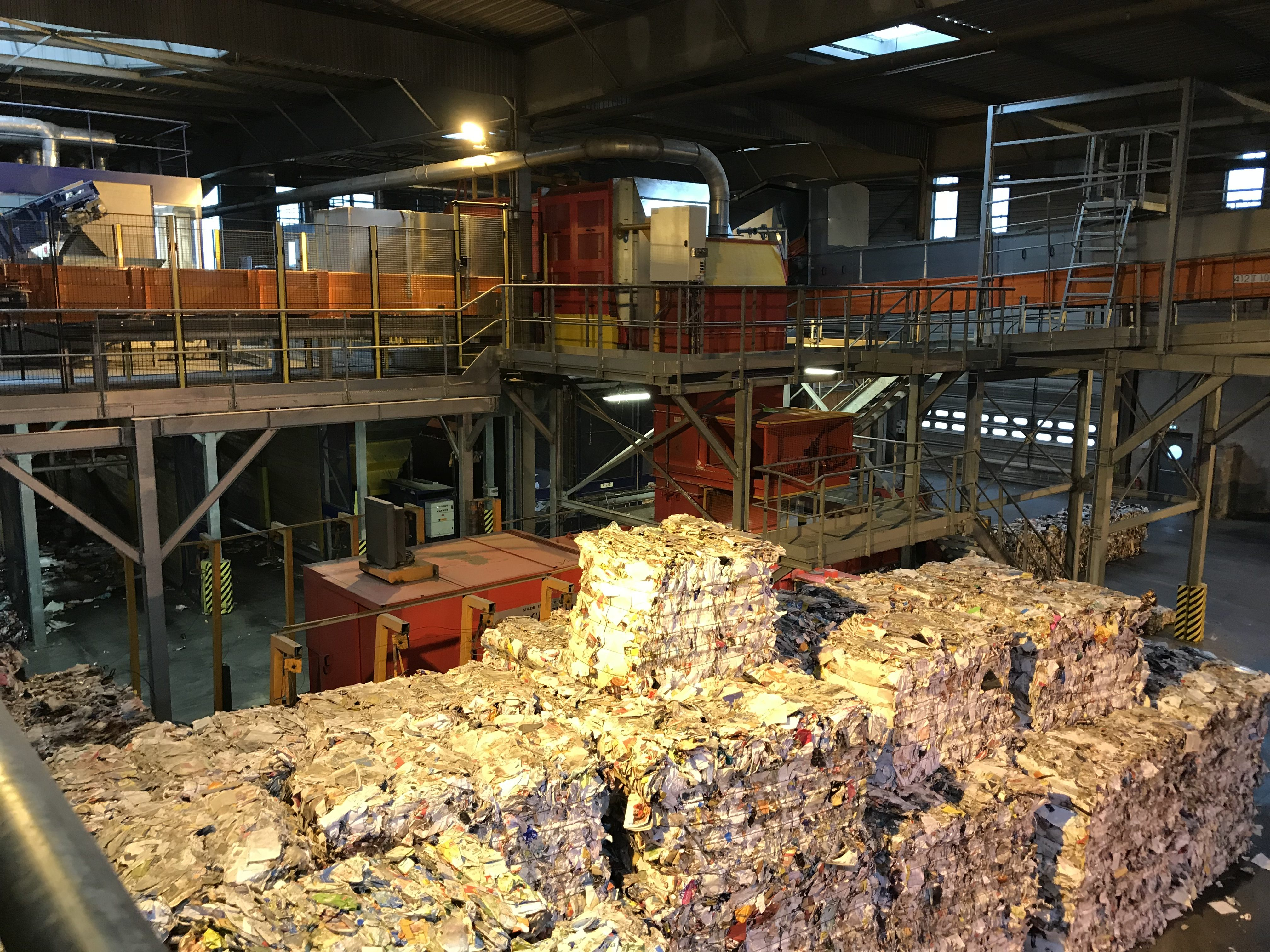 Le pôle Team2 mobilise les équipementiers français du recyclage