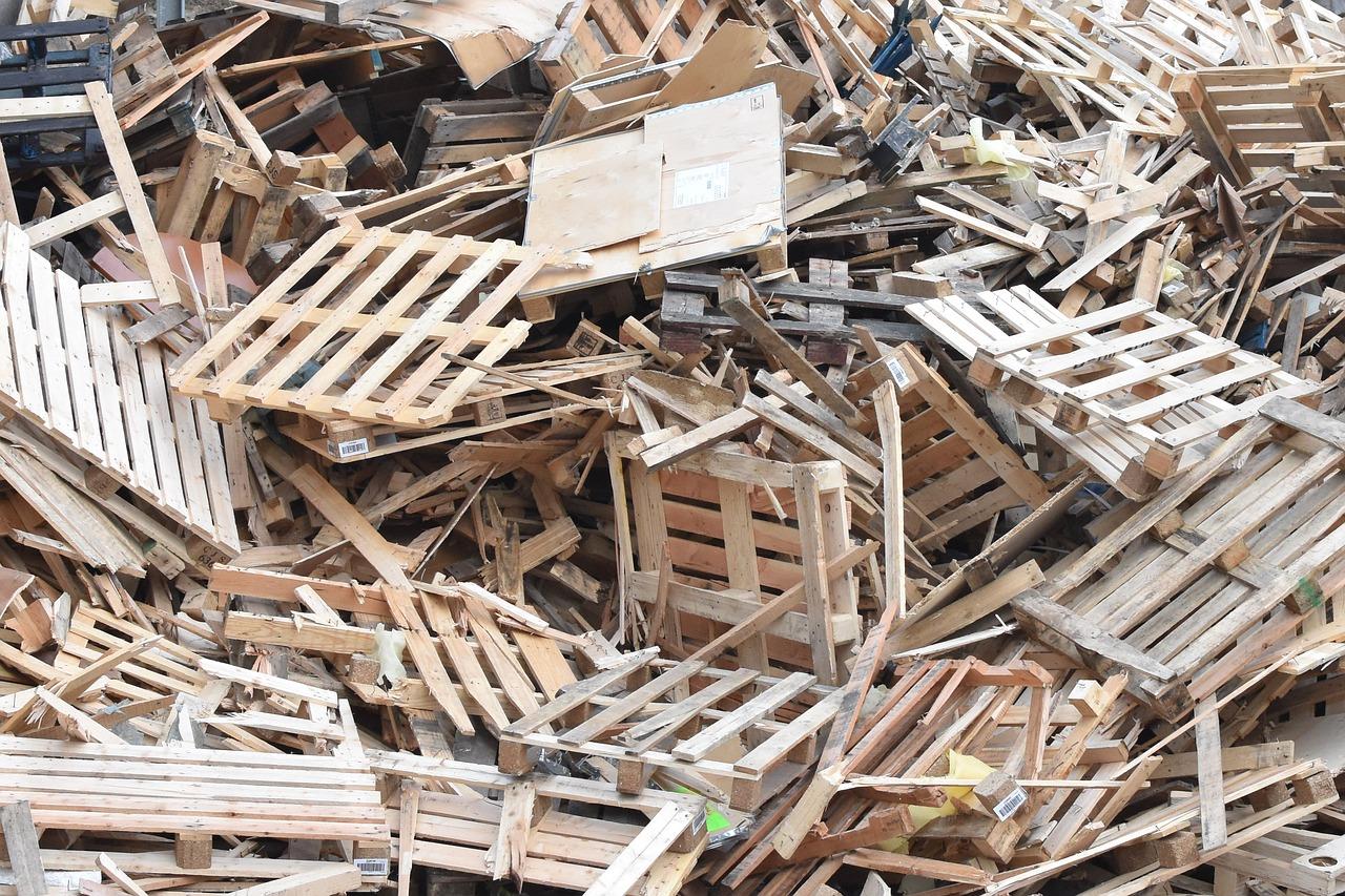 Bioreg encourage la valorisation des déchets de bois