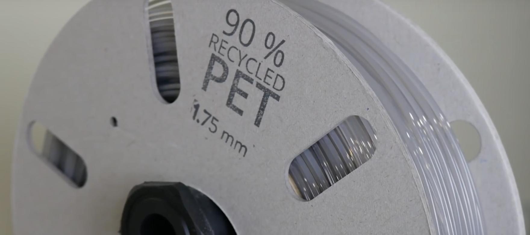 L'impression 3D, un nouveau filon pour le recyclage