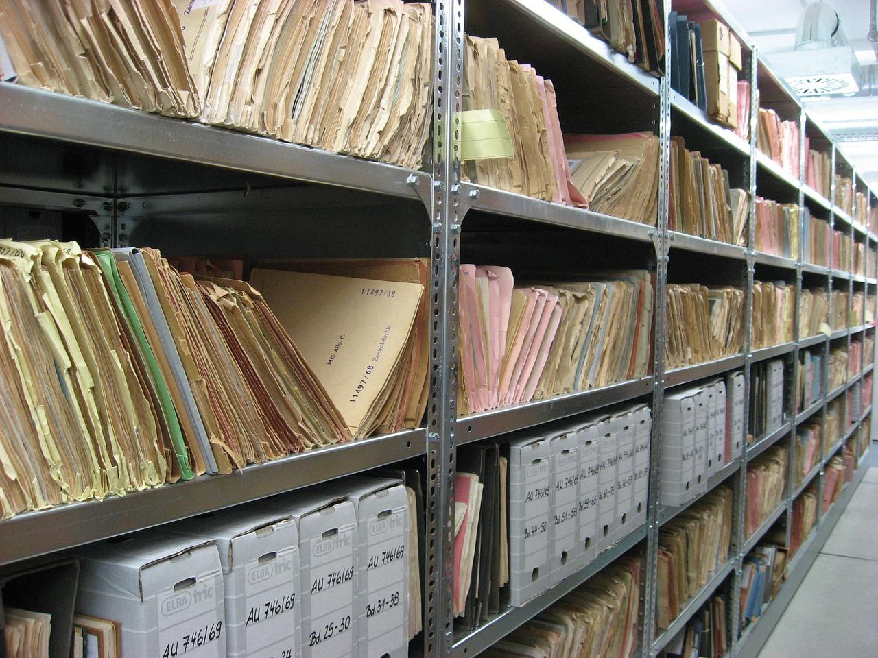 Le RGPD chamboule la gestion des papiers de bureaux