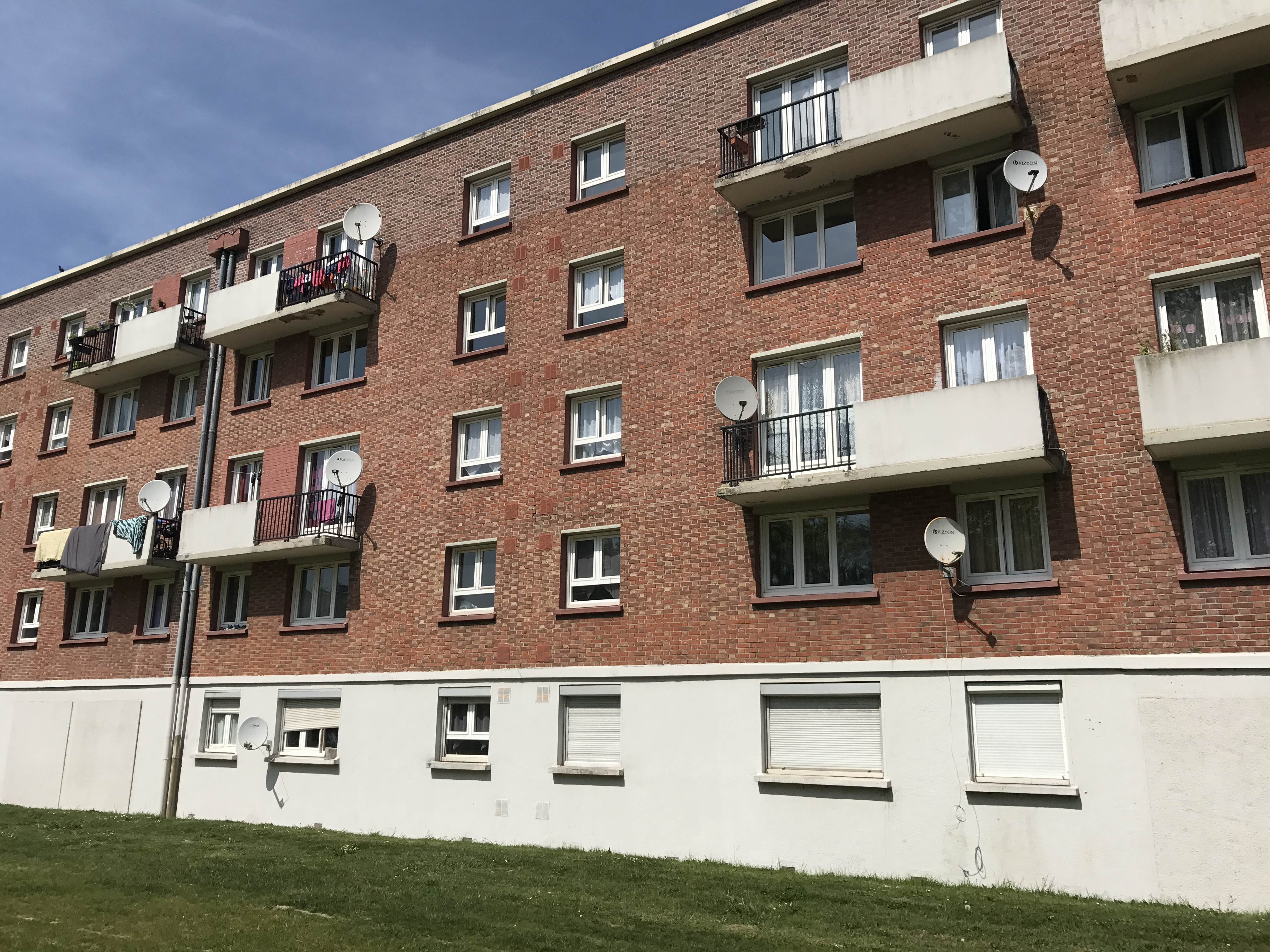 Le renouvellement urbain de Lille valorisera les matériaux de déconstruction