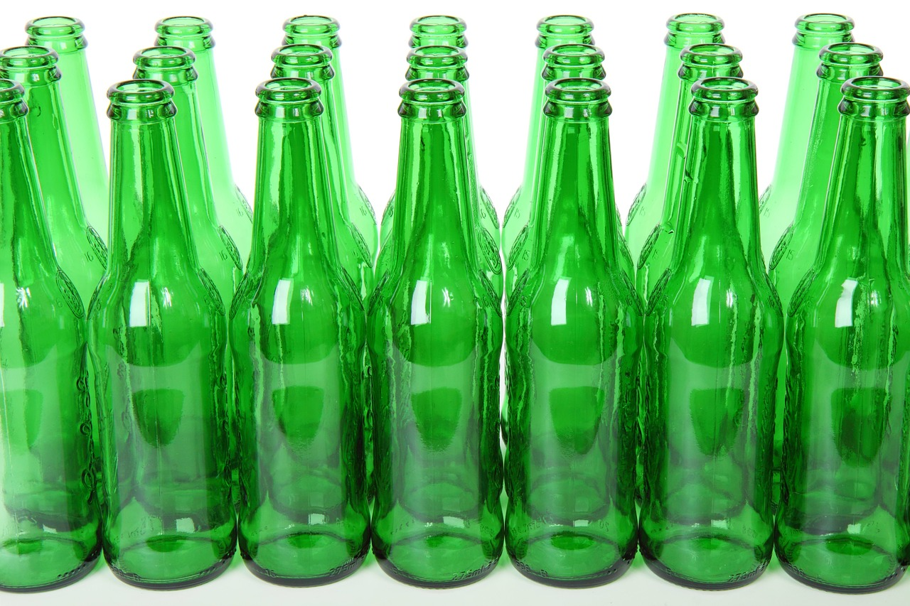 Le verre d'emballage profite du « plastic bashing »