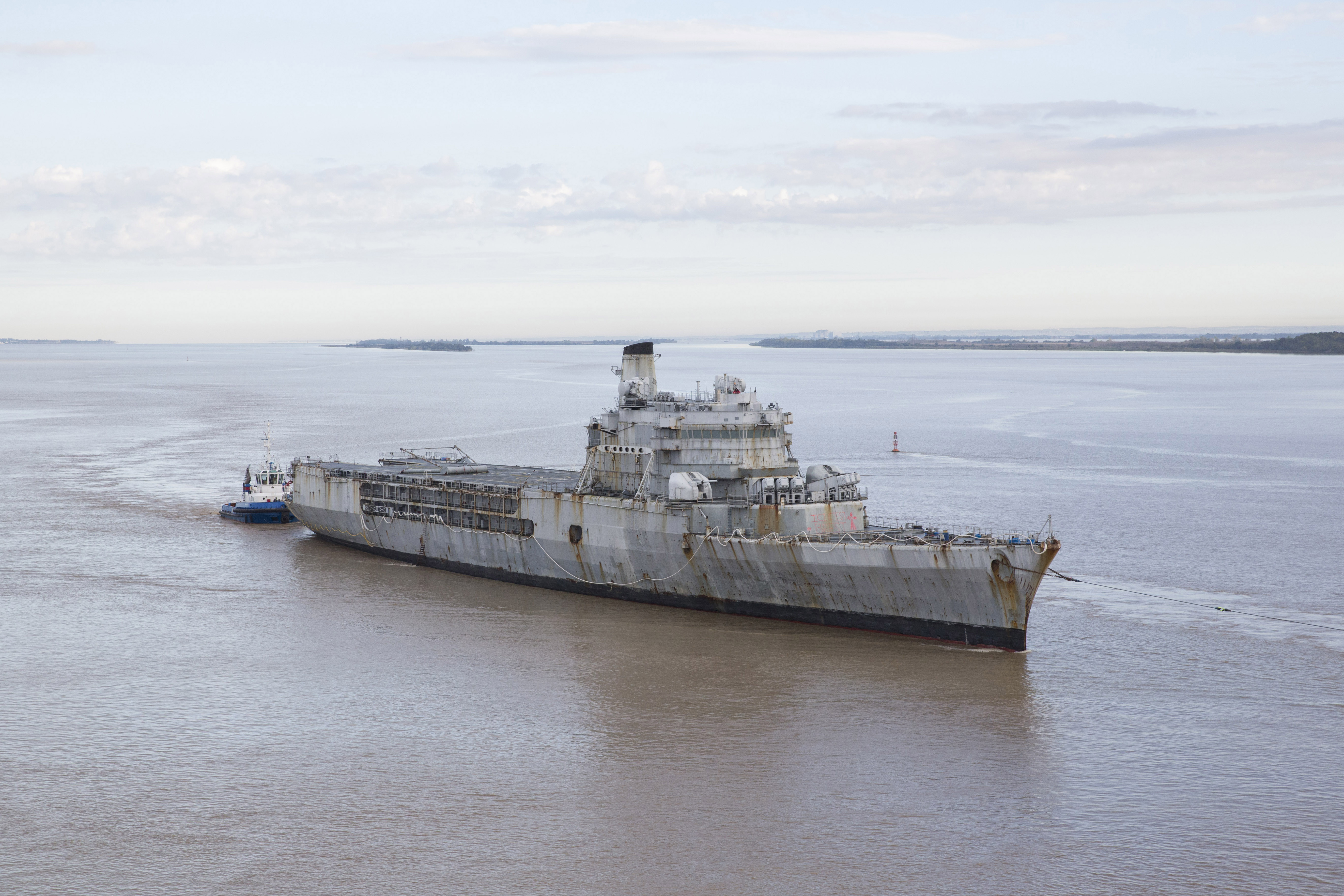 Topp-Decide va recycler les navires à Fos-Sur-Mer