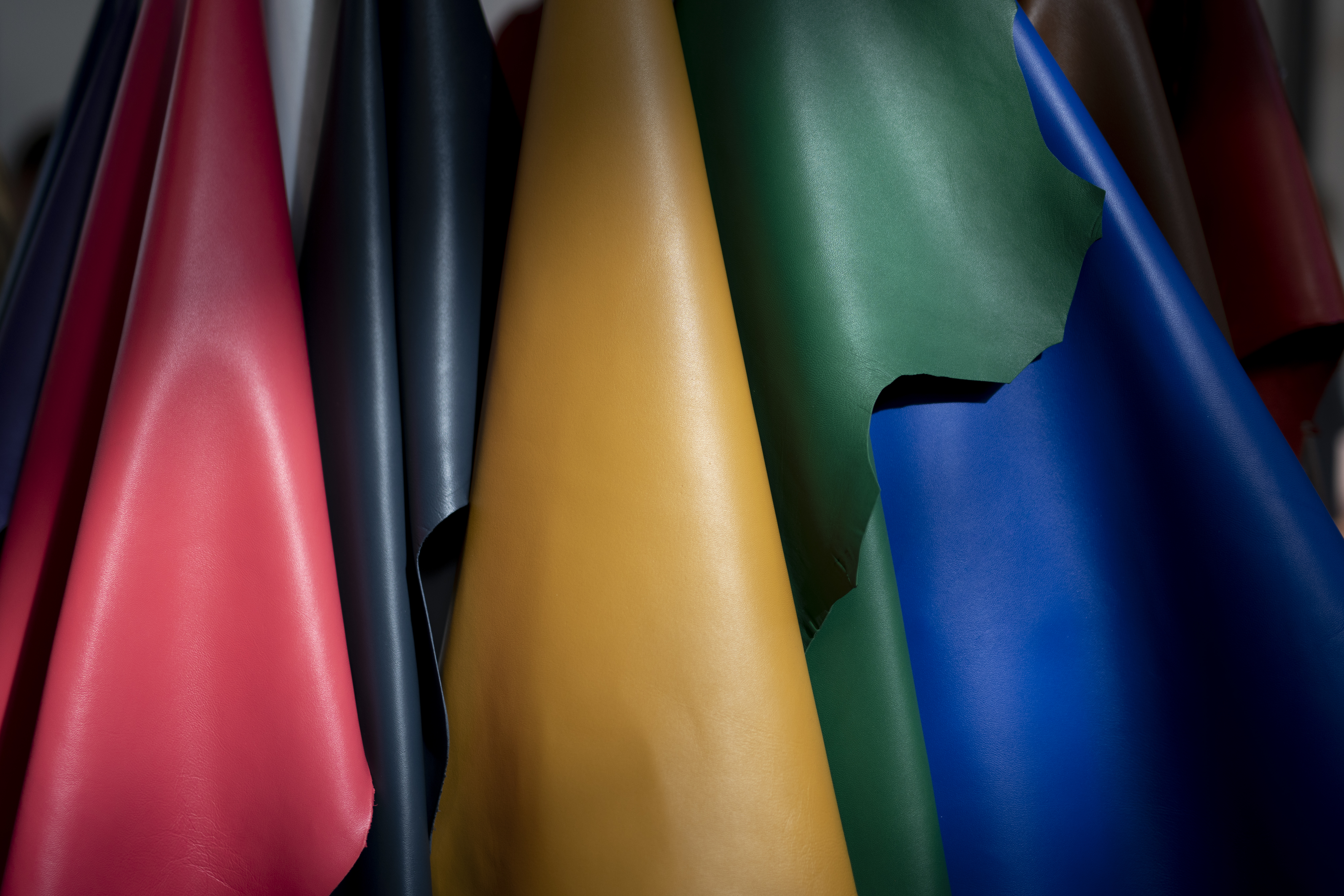 L'industrie du cuir confrontée à la gestion de ses déchets