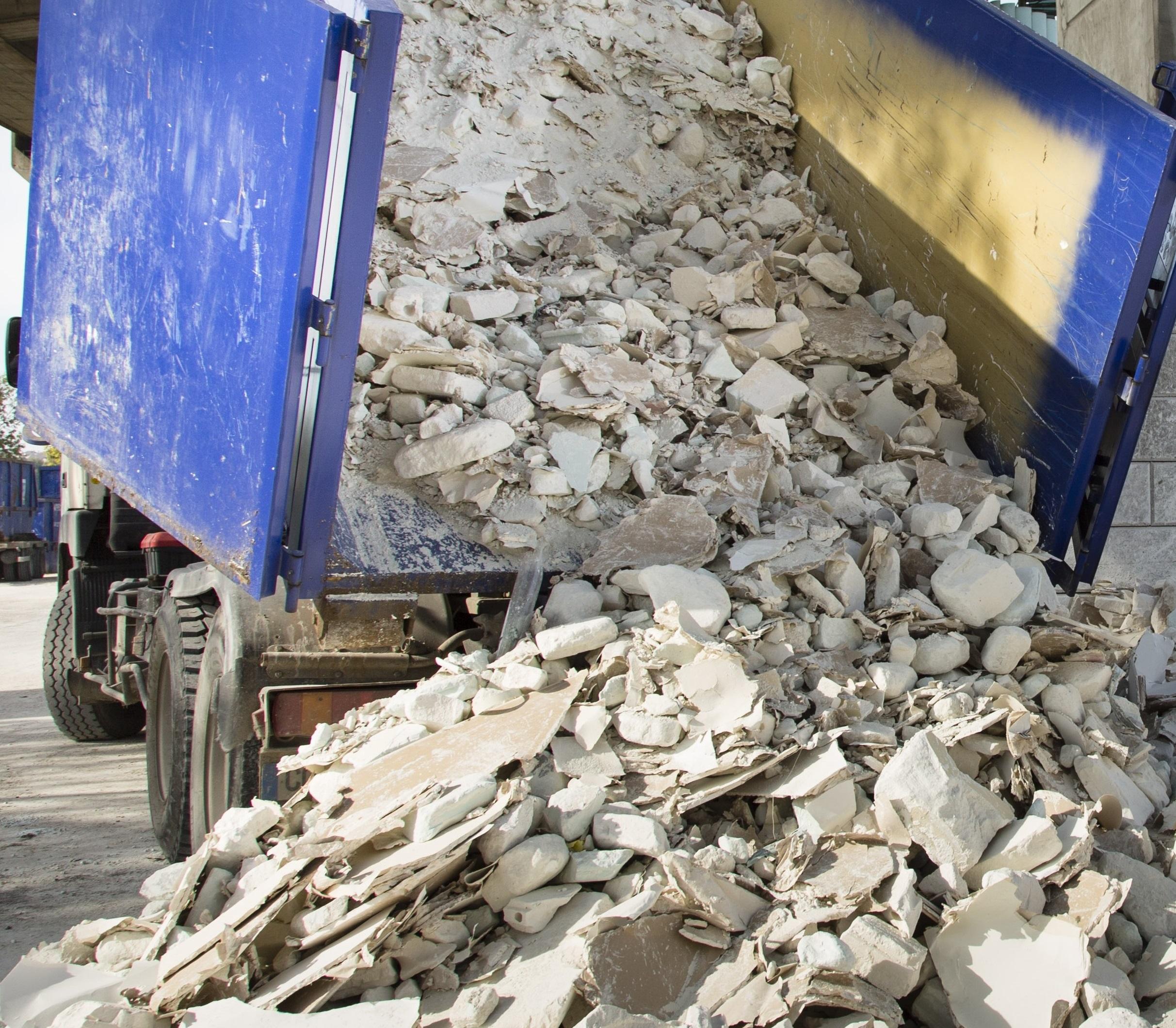 Placo veut recycler 200 000 t/an de déchets de plâtre en 2030